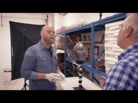Photogrammetry at The Royal Armoury - Introduction to 3D & cultural heritage (Eng subs)