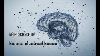 Neuroscience tip 1 - Jendrassik maneuver mechanism