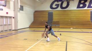 30 Minute Individual Basketball Workout
