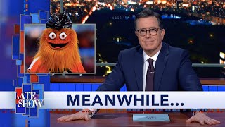 Meanwhile... Gritty Is Cleared Of Assault Charge thumbnail