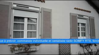 preview picture of video 'Volet roulant rénovation solaire à Bagnères de bigorre 65 Hautes-Pyrénées'