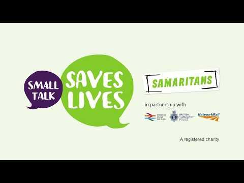 Small Talk Saves Lives - Samaritans