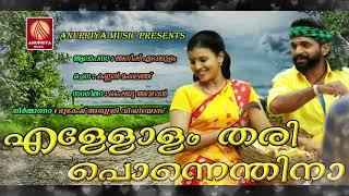 എള്ളോളം തരി പൊന്നെന്തിനാ   പട്ടത്തി   Latest Malayalam Super Hit Nadan Pattu