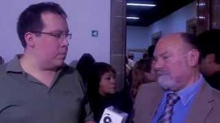 Francisco Paoli presenta Teoría del Estado y recomienda novelas en la FIL del Palacio de Minería
