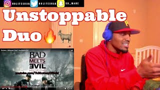 Eminem - Welcome 2 Hell - Bad Meets Evil | REACTION