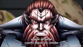 Terra Formars Revenge OP 2 Opening  HD