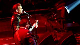 Chris Isaak - Speak Of The Devil - O2 Arena, London - October 2017
