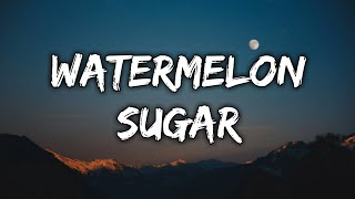 Harry Styles   Watermelon Sugar (Lyrics)