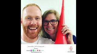 Willaway Farm was Featured on the Life in Red Podcast!