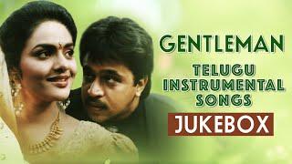 Gentleman Instrumental Songs || Gentleman Movie Songs || Arjun Sarja, Madhoo mala || A.R Rahman