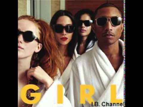 Pharrell Williams - GIRL (Deluxe Edition) | 12. Just a Cloud Away