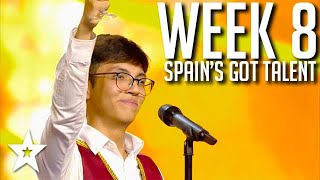 Spain's Got Talent 2021 AUDITIONS | WEEK 8 | Got Talent Global