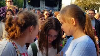 Дмитрий Нестеров- Моя девушка не любит футбол концерт Щербинка