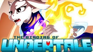 PLAYING AS TORIEL | The Binding Of Undertale Gameplay