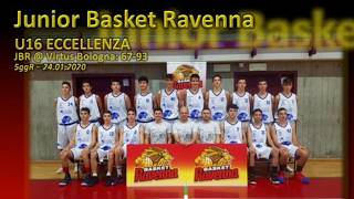 U16 E: Virtus BO – JBR highlights