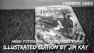 Harry Potter And The Sorcerers Stone Illustrated Edition | Cinematic Video