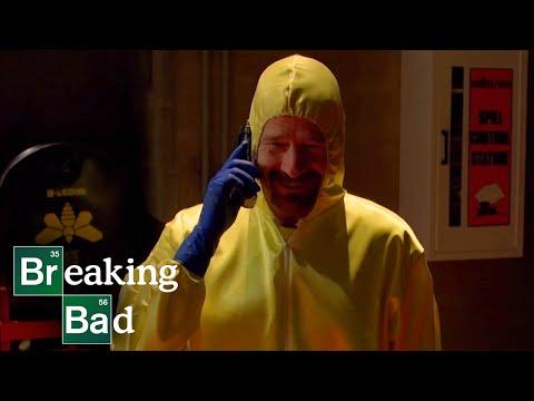 Behind the Scenes Bloopers - Breaking Bad: S3 (Part 1)