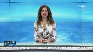 RTK3 Lajmet e orës 11:00 14.10.2021