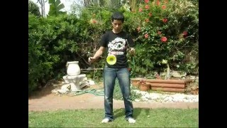 preview picture of video 'awesome diabolo tricks omer munk featuring oz kalo'