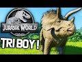 LES TRICÉRATOPS ARRIVENT AU PARC ! | Jurassic World Evolution #2