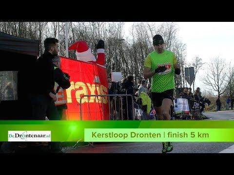 VIDEO | Ideale omstandigheden bij Kerstloop in Dronten: wedstrijdrecord bij de dames