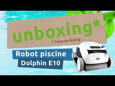 Unboxing Centrocom - Dolphin E10 de Maytronics