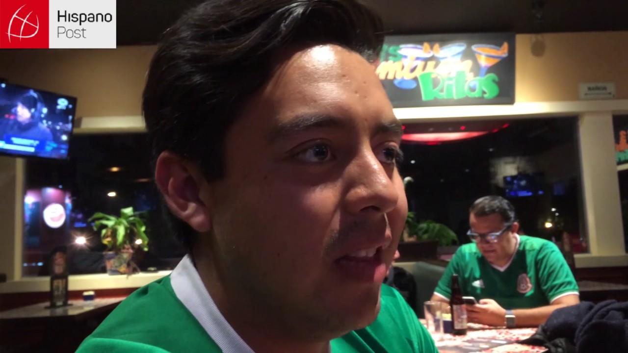 México rompió la maldición en Columbus y la afición lo celebró