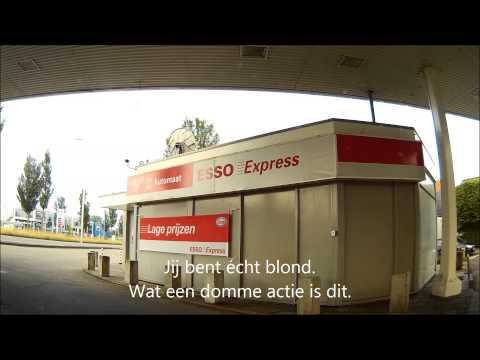 Der Sommeraufwand des Benzins