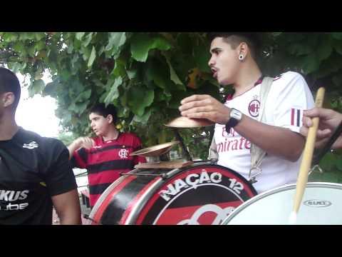 """""""Não importa o Resultado sempre vou descontrolado"""" Barra: Nação 12 • Club: Flamengo"""