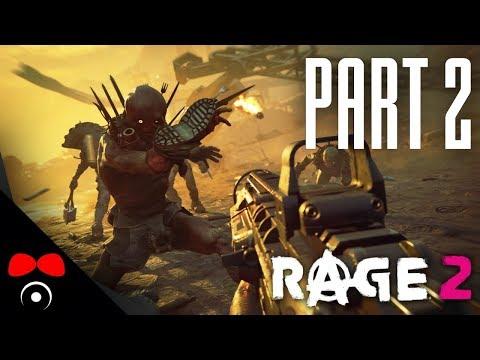 BIG F*CKING GUN 9000! | Rage 2 #2