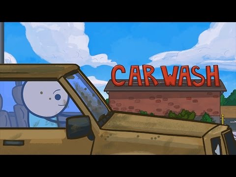 Squeaky Clean - Cyanide & Happiness Shorts