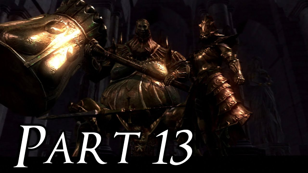 Dark Souls – Part 13 – Smough & Ornstein