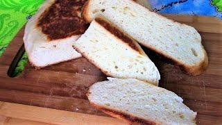 Дачный хлеб в мультиварке без нудного замеса теста.