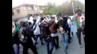 preview picture of video 'ولاية البيض احتفالات التاهل الى مونديال 2014 El Bayadh'