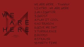 [FULL ALBUM] MONSTA X   WE ARE HERE – The 2nd Album Take.2