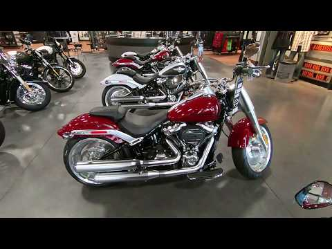 2020 Harley-Davidson Softail Fat Boy114 FLFBS