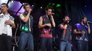 N Sync   This I Promise You (Live At PopOdyssey Tour 2001) [HD]