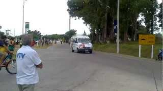preview picture of video 'RUTAS DE AMERICA 2013 LLEGANDO A SANTA LUCIA  HD'