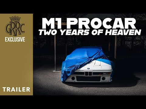 M1 Procar: Two Years of Heaven | Trailer