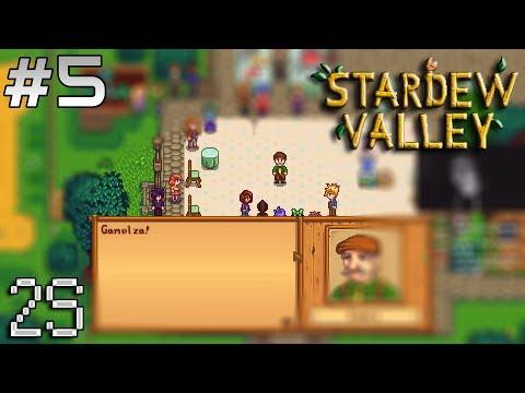 Stardew Valley | 2S | #5 Sklízení vajec