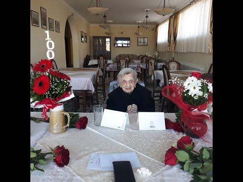 100.  rođendan Cvetanke Tubić