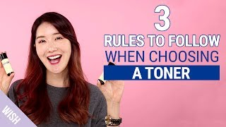 Everything You Need To Know About Skin Toning (Feat. Korean Best Face Toner) | Wishtrend