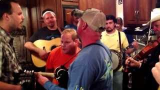 Bluegrass Album Band Jam- Your Love Is Like A Flower