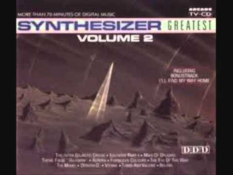 Rainman Theme - Hans Zimmer; Covered by Ed Starink - Synthesizer Greatest Volume 2