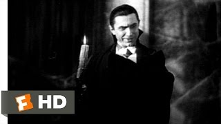 Dracula (3/10) Movie CLIP - Renfield Meets Dracula (1931) HD