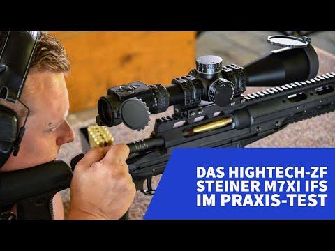 steiner-optik: Steiner M7Xi IFS − Test und Video: Was leistet das Long-Range-Zielfernrohr mit den elektronischen Feinheiten?