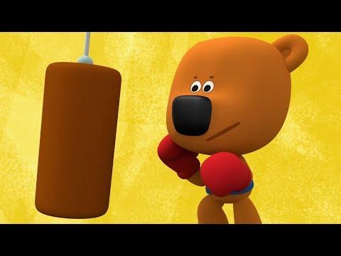 Ми-ми-мишки - Новые серии! - Сила Сани - Мультики для детей видео