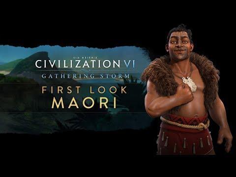 Civilization VI: Gathering Storm - First Look: Maori thumbnail