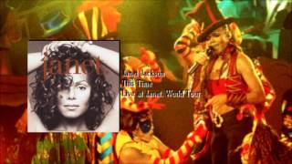 Janet Jackson - This Time (Janet. World Tour Audio)