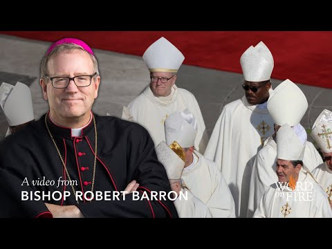 Bishop Barron on the Canonization of St. John Henry Newman